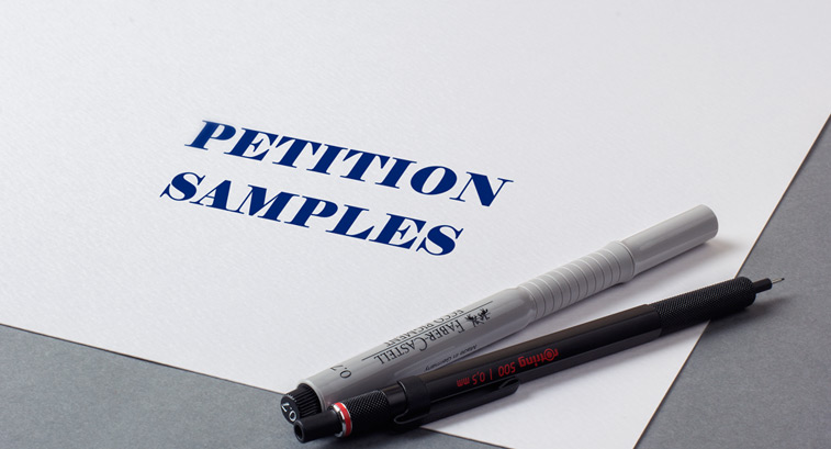 Petition Samples