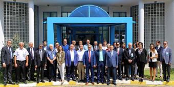 GOSB SANAYİCİ SOHBETLERİ TOPLANTISI COLGATE-PALMOLIVE'DE YAPILDI