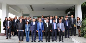 GOSB KATILIMCILARI, GOSB TEKNOPARK A.Ş.'DE BİR ARAYA GELDİ
