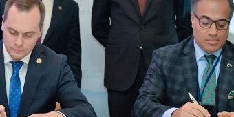 TATARİSTAN'DA KURULACAK GOSB MODELİ İÇİN İMZALAR ATILDI
