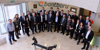 SANAYİCİ SOHBETLERİ 2020 YILI İLK TOPLANTISI BANTBORU'DA YAPILDI