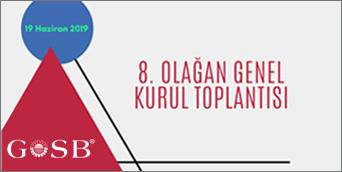 8. OLAĞAN GENEL KURUL TOPLANTISI
