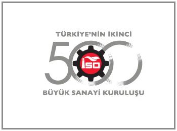 İKİNCİ 500 BÜYÜK SANAYİ KURULUŞU ARASINDA 9 GOSB FİRMASI YER ALDI