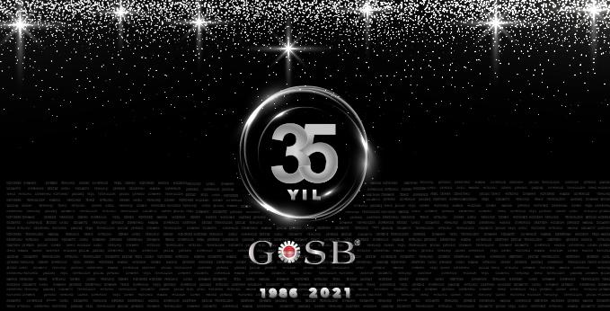 GOSB 35 YAŞINDA…