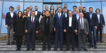 SANAYİCİ SOHBETLERİ MART AYI TOPLANTISI NUH PANEL'DE YAPILDI