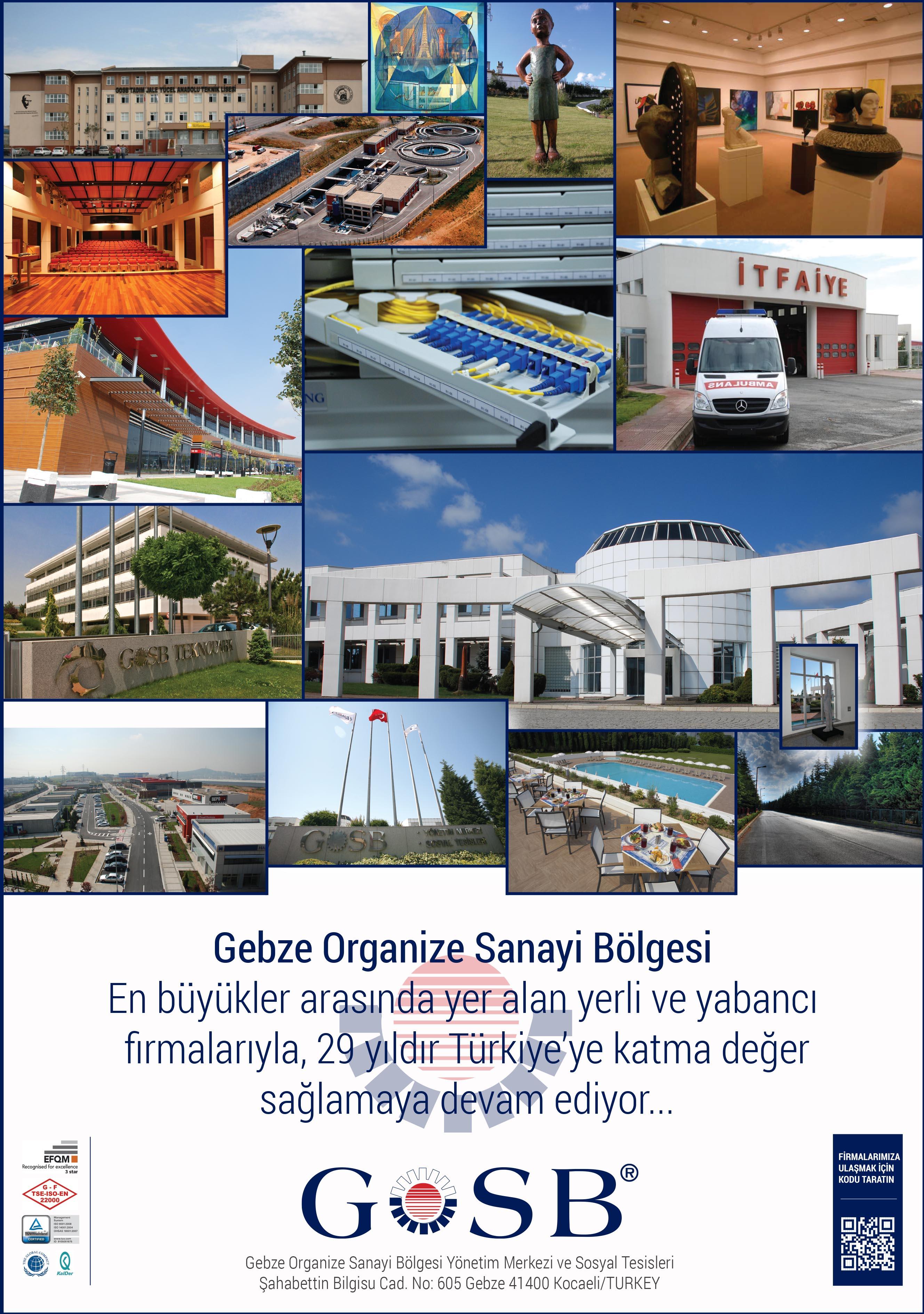 Gebze Organize Sanayi Bölgesi
