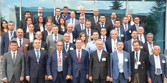 GOSB KATILIMCILARI ASELSAN A.Ş.'Yİ ZİYARET ETTİ