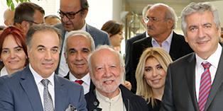 """""""ÇAĞDAŞ SANAT SEÇKİSİ"""" SERGİSİ GOSB'DA AÇILDI"""