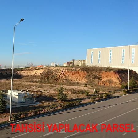 REZERV SANAYİ PARSELİ TAHSİSİ